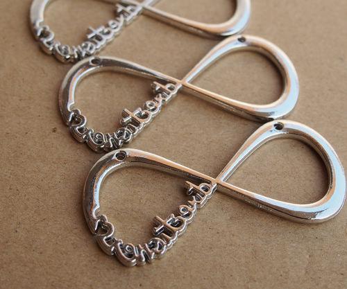 Big-Infinity-one-direction-pendants-findings-wholesale