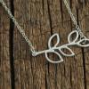 branch-necklace-18k-silver-bridesmaidnecklace