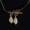 gold-necklace-branch-with-leaf-for-mom