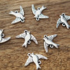 silver-flying-birds-pendants-wholesale