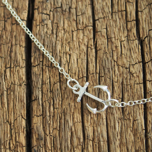sterling-silver-necklace-anchor
