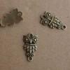 wholesale-craft-pendants-owl-bronze