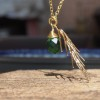18k-gold-necklace-stone-and-branch-necklace-for-mom