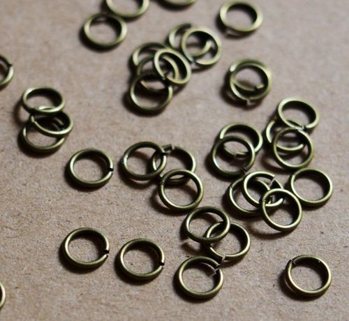 bronze-rings-for-diy-supplies