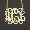 monogram-necklace-silver