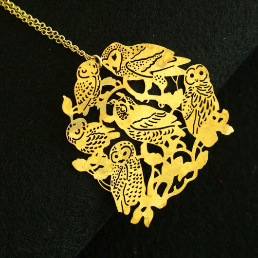 owls-on-the-branch-family-necklace