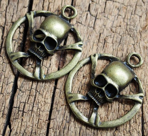 skull-pendants-wholesale
