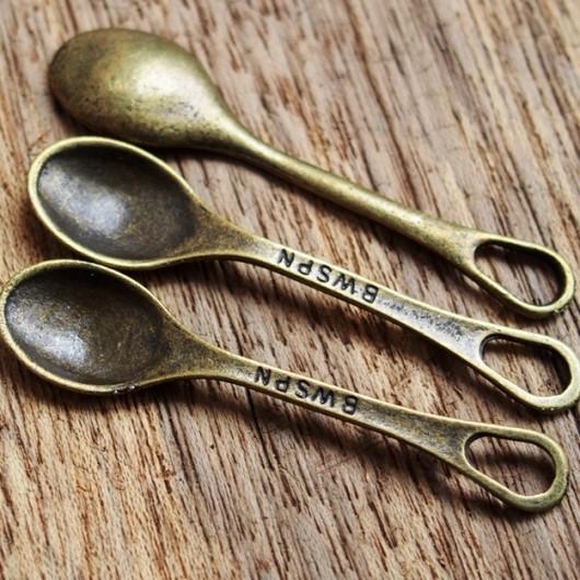 spoon-alloy-metal-pendants