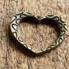 wholesale-pendants-heart-shape-alloy-metal