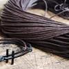 wholesale-wax-cord-brown