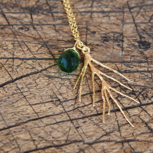 wrapped-stone-necklacebranch-necklace