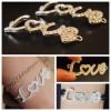 big love pendants bling