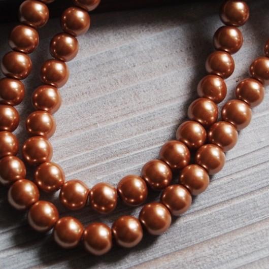 gold-copper-bead