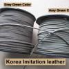 korea imitation leather wholesale