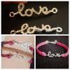 love pendants bling bling
