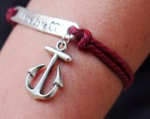 anchor-bracelet