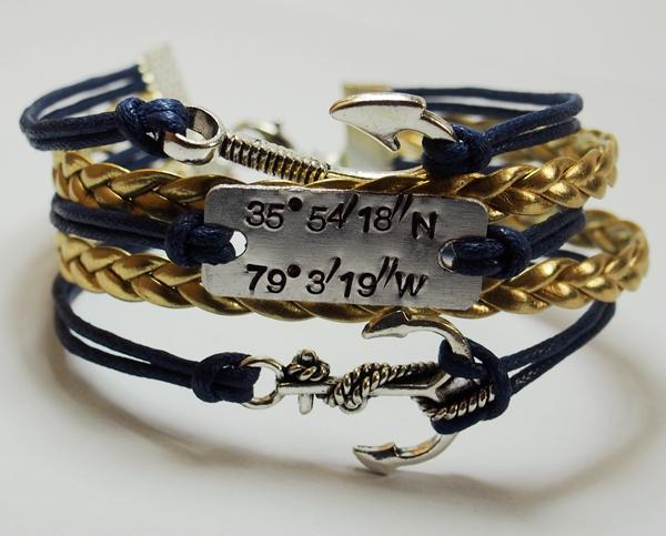 anchor-bracelet-coodinate-barcelet