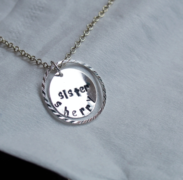necklace-for-sister-silver