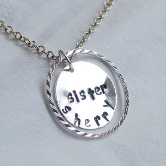 sister-necklace-antique-silver