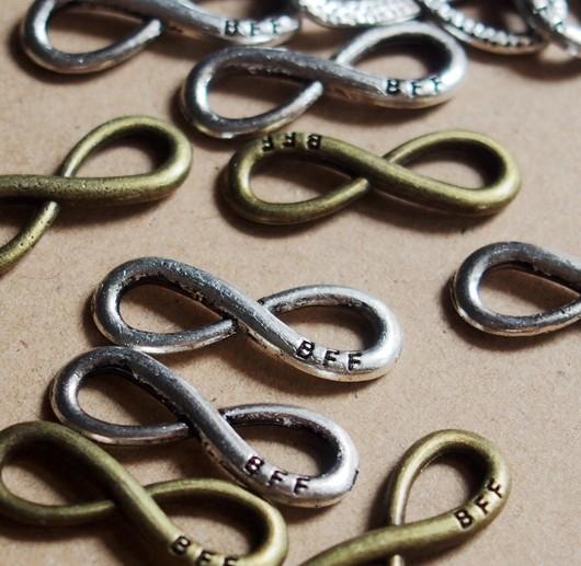 infinity-charms