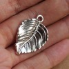 leaf-silver-charms