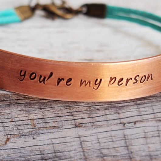 you-re-my-person-bracelet-mint-leather
