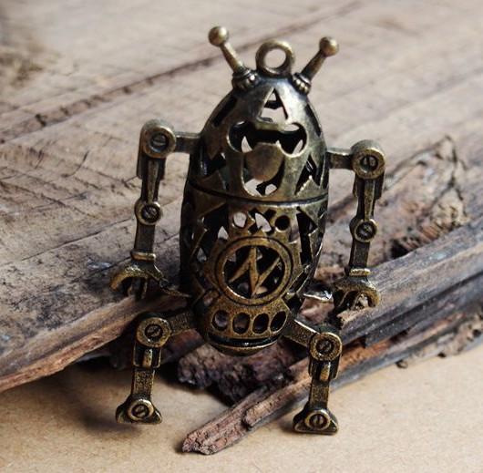Robot-charms