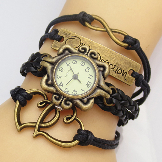 infinity-one-direction-bracelet-watch