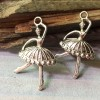Ballerinas pendants wholesale