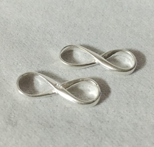 infinity charms 925 sterling silver (1)