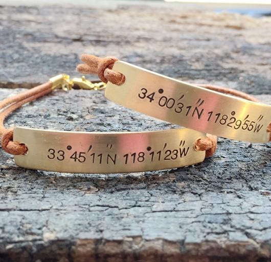 couples bracelet coordiantes