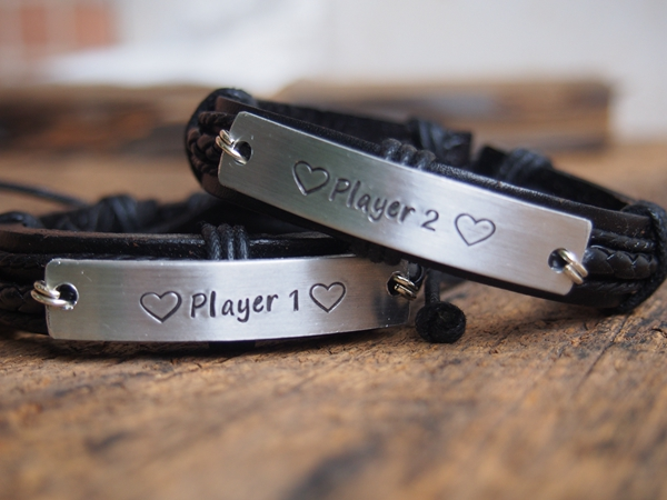 Bracelet For Him Matching Couple Bracelets Custom