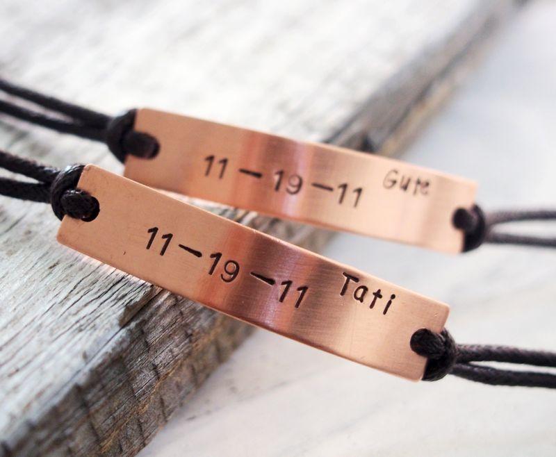 Bronze Infinity Bracelet Friendship Bracelet Wholesale Quality